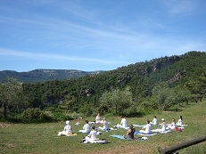 Yoga Naturaleza